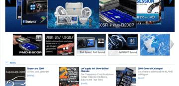 Die Marit AG relauncht für Alpine Electronics Europe 30 Länderwebsites