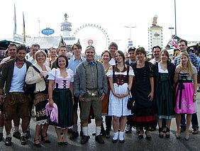 Team der TYPO3 Agentur Marit AG München