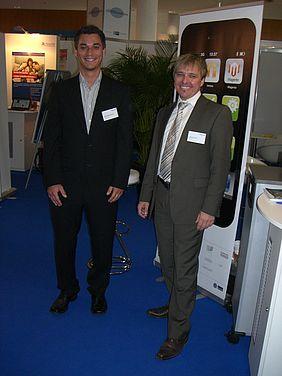 Stefan Bauer und Sebastian Reisch, Marit AG