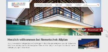 Screenshot Nemetschek Allplan