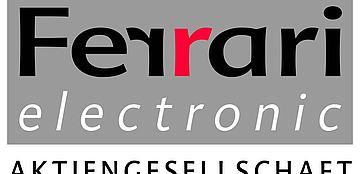 Logo Ferrari electronic AG