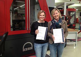 TYPO3 Schulungsteilnehmer KERN Microtechnik