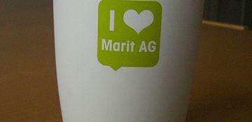 TYPO3 Agentur Marit AG München hat den besten Kaffee!