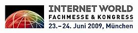 Logo Internet World Messe 2009