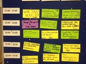 PM-Camp Sessionplanung