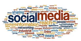 Social-Media Tag-Cloud