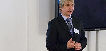 Marit AG, Stefan Bauer, Vorstand