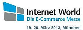 Logo Internet World Messe 2013