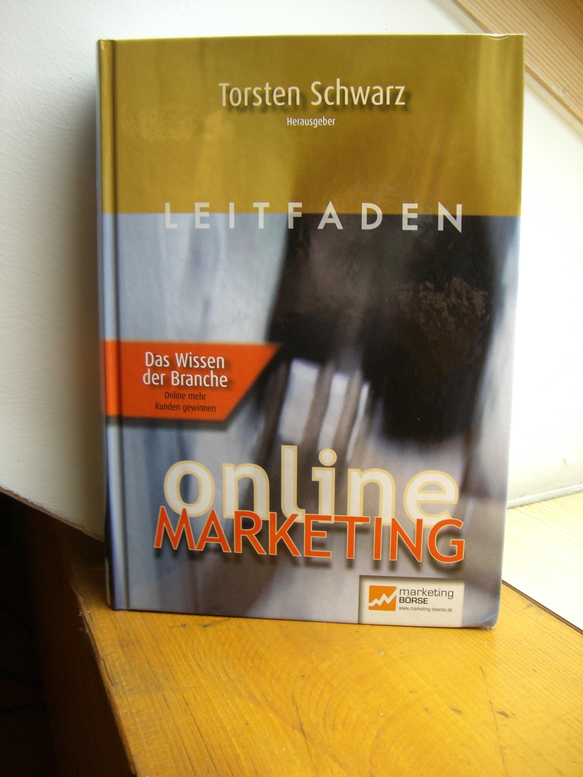 Online Marketing: Marit AG im Standardwerk der Branche