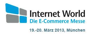 Logo Internet World Messe