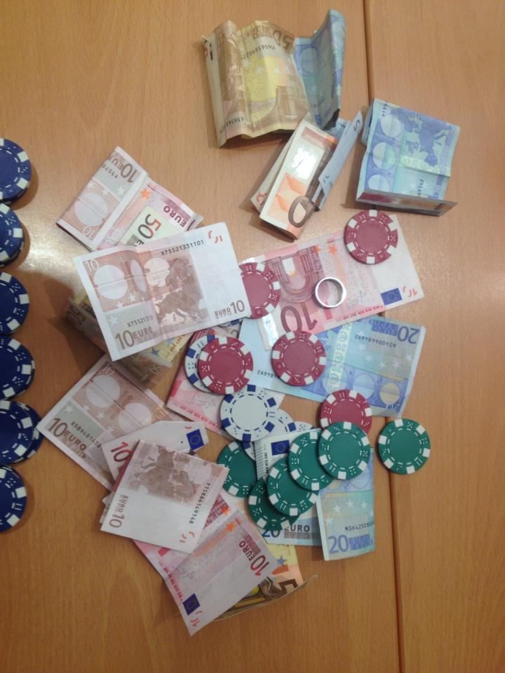 Marit AG Pokernight Cash