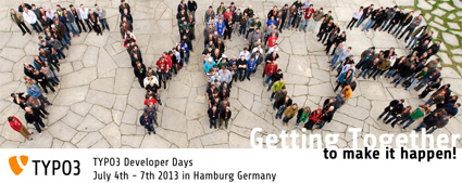 TYPO3 Developer Days Hamburg