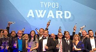 TYPO3 Award 2018 für +Pluswerk München