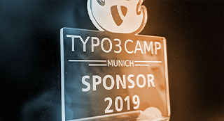 +Pluswerk - Sponsor des TYPO3camp Munich 2019