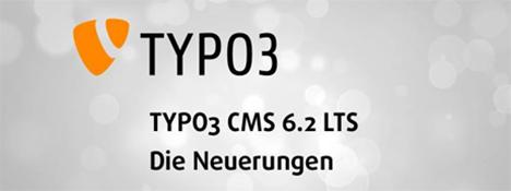 TYPO3 6.2 LTS - die Neuerungen by Patrick Lobacher