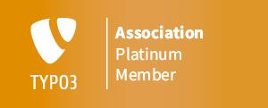 TYPO3 Platinum Member