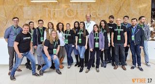 pluswerk Teams aus München und Cluj