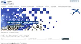 Die neue Website der IHK in Oberbayern www.ihk-wissen.de