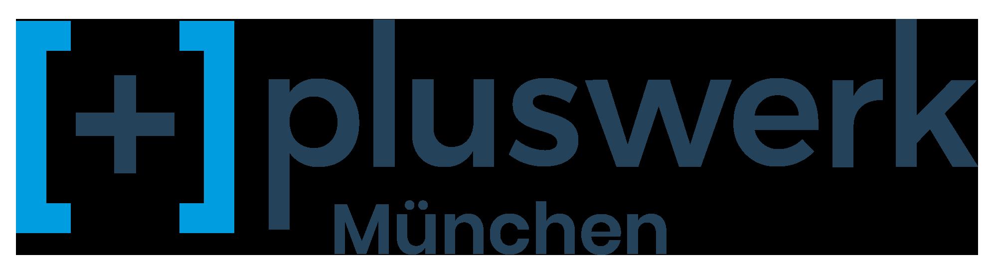 Pluswerk München AG Logo